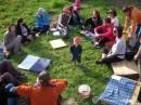Jak to na plzeňské komunitní zahradě vypadá