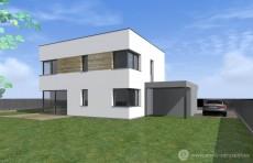 Pasivní dům Dolní Počernice